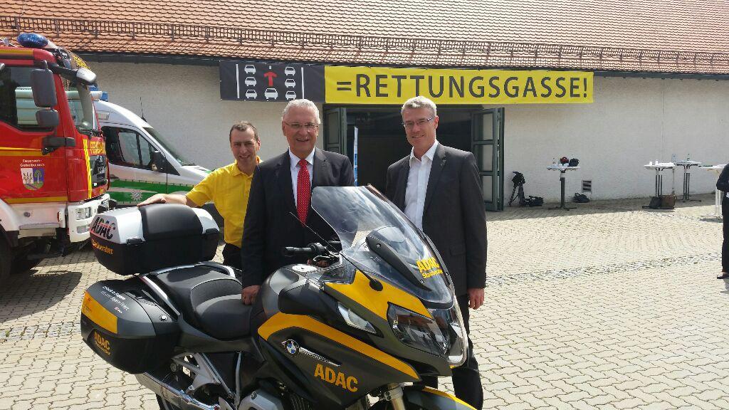 Innen- und Verkehrsminister Joachim Herrmann